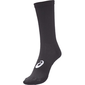 asics Crew Socks 3 pack, black